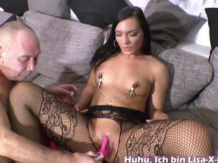 Sapphire young blowjob