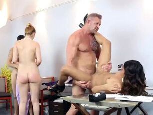 Stormy waters groupsex